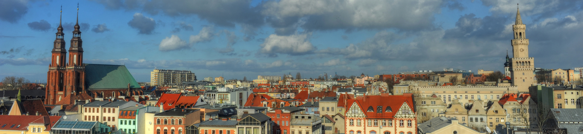 opole city